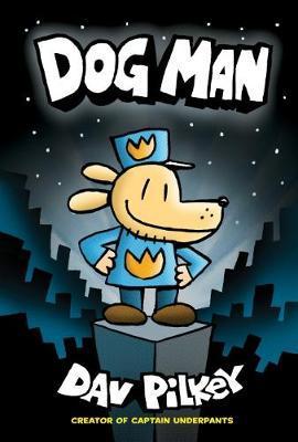 Dog Man #1 PB by Pilkey,Dav image