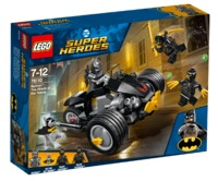 LEGO Super Heroes - Batman: The Attack of the Talons (76110)