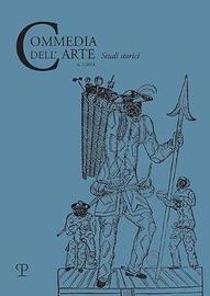 Commedia Dell'arte - Nuova Serie, N. 1, 2018 image