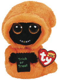 Ty Beanie Boo  Orange Ghoul - Small Plush 46024806a894