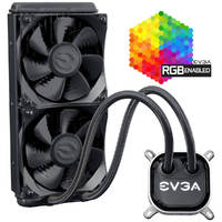 EVGA 240 RGB LED AIO Water Cooler