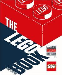 The Lego Book New Edition by Daniel Lipkowitz