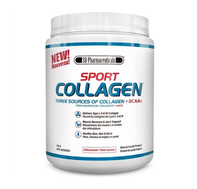 SD Pharmaceuticals: Sport Collagen - Unflavoured (526g)
