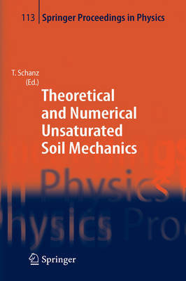 Theoretical and Numerical Unsaturated Soil Mechanics image
