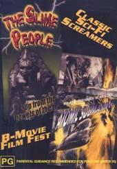 The Slime People/atomic Submarine on DVD