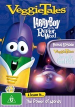 VeggieTales - Larry-Boy And The Rumor Weed on DVD