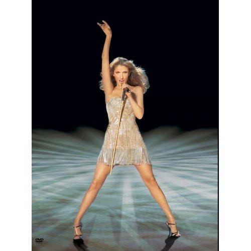 Celine Dion - Live In Las Vegas: A New Day on DVD