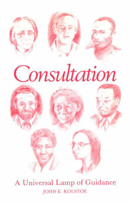 Consultation by John E. Kolstoe