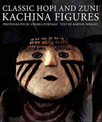 Classic Hopi & Zuni Kachina Figures