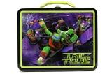 Teenage Mutant Ninja Turtles Embossed Tin Tote (Green)