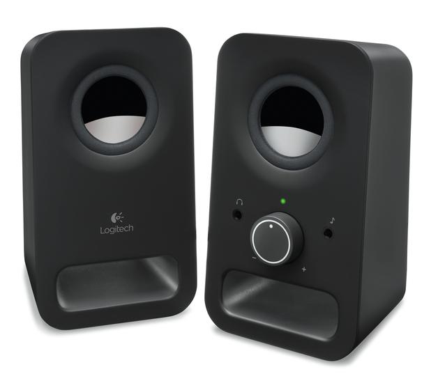 Logitech Z150 Multimedia Speakers (Black)