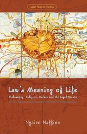Law's Meaning of Life by Ngaire Naffine image