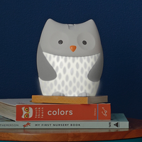Skip Hop: Moonlight & Melodies - Owl Nightlight Soother