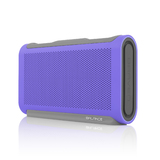 BRAVEN: Balance Bluetooth Speaker - (Purple/Grey)