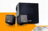 Creative SoundWorks SW320 Speakers for PC Games