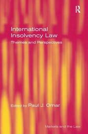 International Insolvency Law image