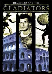 Demetrius & The Gladiators on DVD