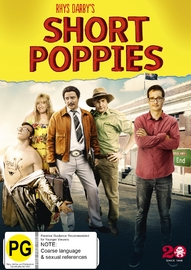 Short Poppies on DVD