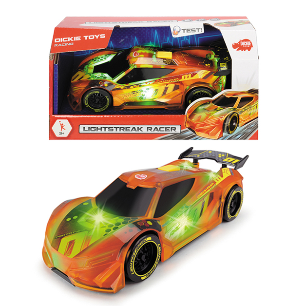Dickie Toys - Lightstreak Racer