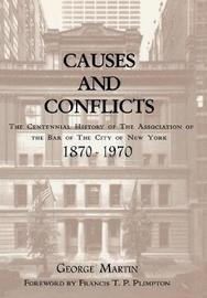 Causes and Conflicts by George Martin