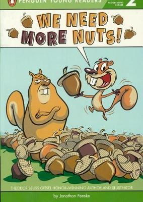 We Need More Nuts! by Jonathan Fenske image
