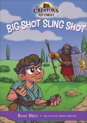 Big Shot Sling Shot by Brett Blair