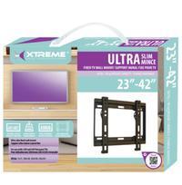 Xtreme: 23-42 Inch Ultra Slim Fixed TV Bracket image