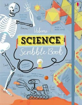Science Scribble Book by Alice James image