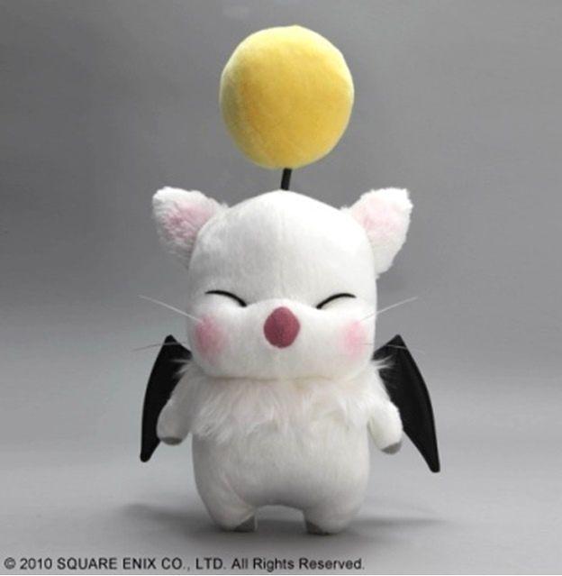 Final Fantasy XIV: Moogle (Kuplu Kopo) - Plush Toy