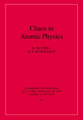 Chaos in Atomic Physics by Reinhold Blumel image