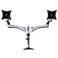 Gorilla Arms Dual Spring Powered Monitor Mount