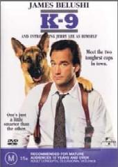 K.9 Original on DVD