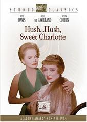 Hush Hush Sweet Charlotte on DVD