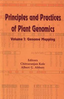 Principles and Practices of Plant Genomics, Vol. 1 image