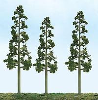 "JTT Scenic Juniper Trees 5.5""-6"" (3pk) - H0 Scale"