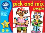 Orchard Toys: Pick n Mix People Game