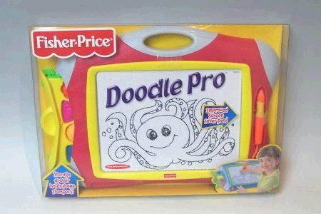 Fisher Price Doodle Pro Basic Colour