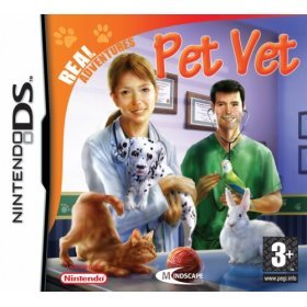 Real Adventures: Pet Vet for DS