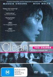 Clean on DVD