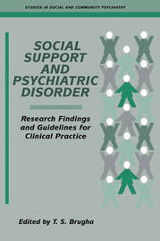 Studies in Social and Community Psychiatry