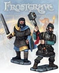Frostgrave - Knight & Templar II