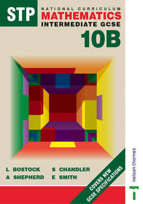 STP National Curriculum Mathematics 10B Pupil Book by A. Shepherd