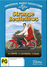 Strange Bedfellows on DVD