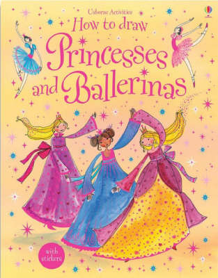 How to Draw Princesses and Ballerinas image