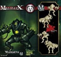 Malifaux: Guild - Wardens (2pc)