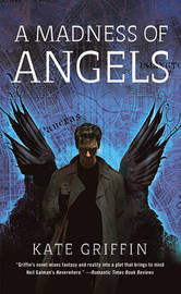 A Madness of Angels by Kate Griffin image