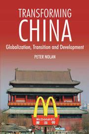 Transforming China by Peter Nolan