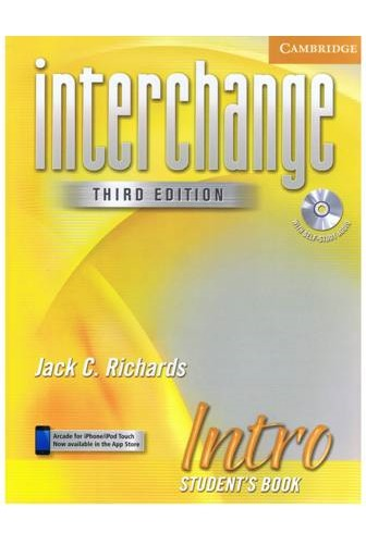 Interchange Intro Workbook by Jack C Richards