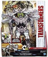 Transformers: The Last Knight: Armour Turbo Changer (Grimlock)