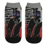 Disney: Cruella (Neon Logo) - Ladies Socks